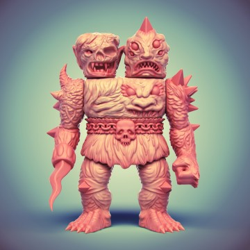 Krawluss Sculpt