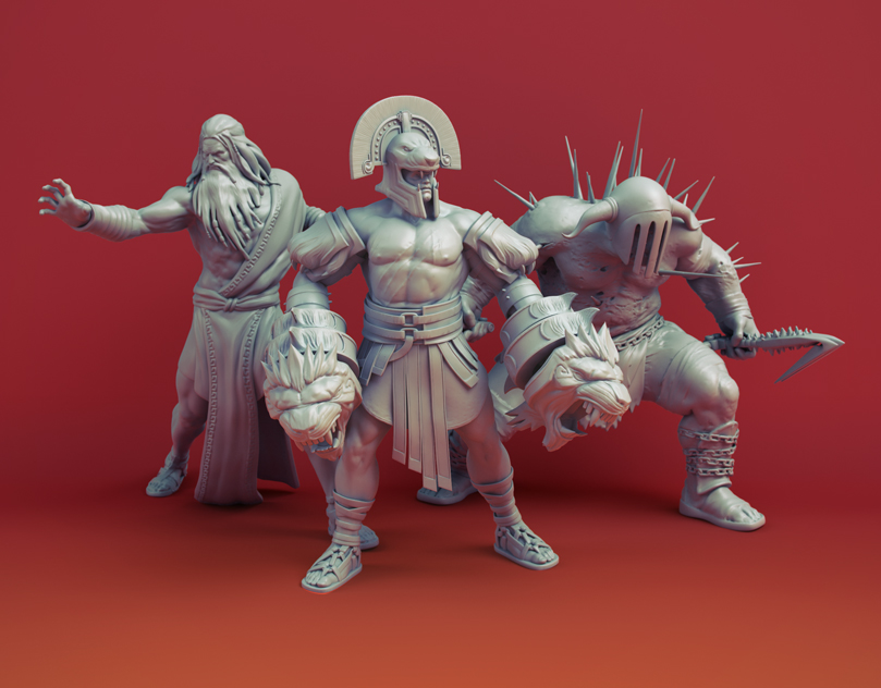 Collectible God of War Figures