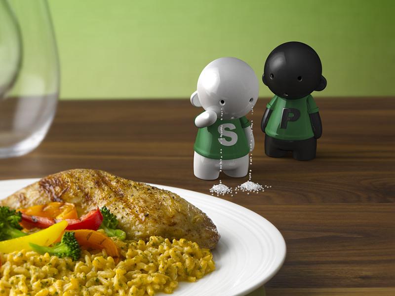 Knorr Sidekicks – Salty and Pep