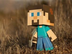 Steve – the Hero of Minecraft