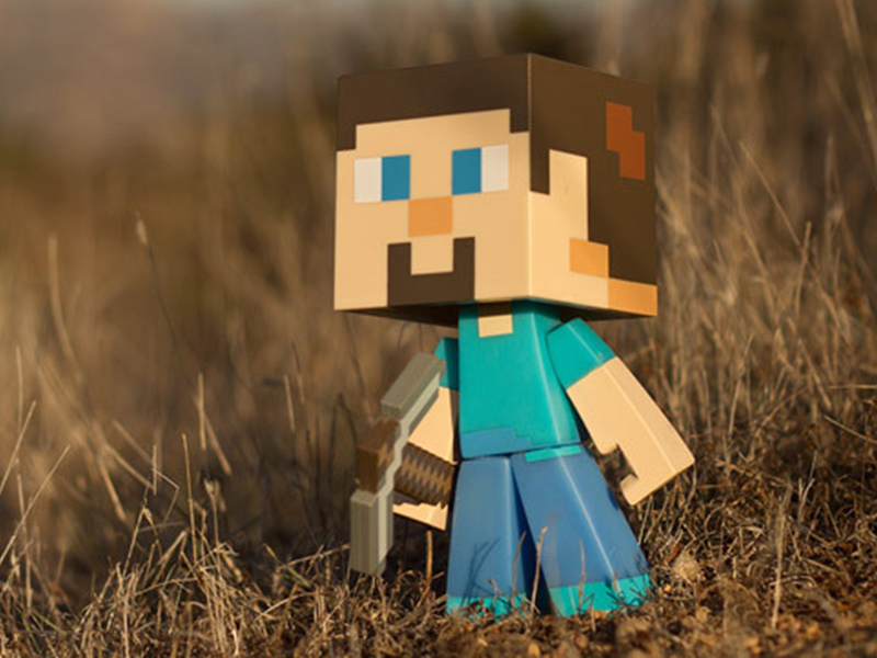 Steve – the Hero of Minecraft
