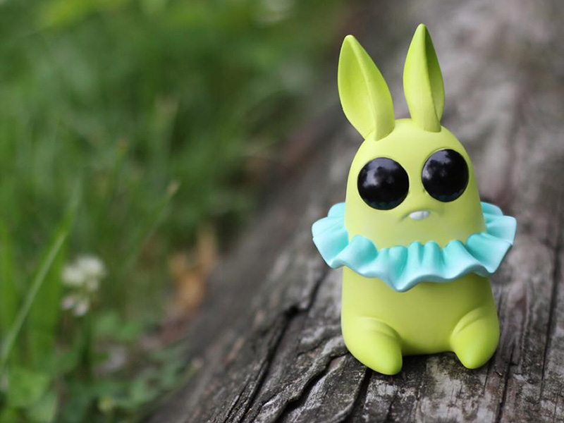 Thimblestump Hollow Vinyl Toys