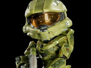 Master Chief and Locke Figures